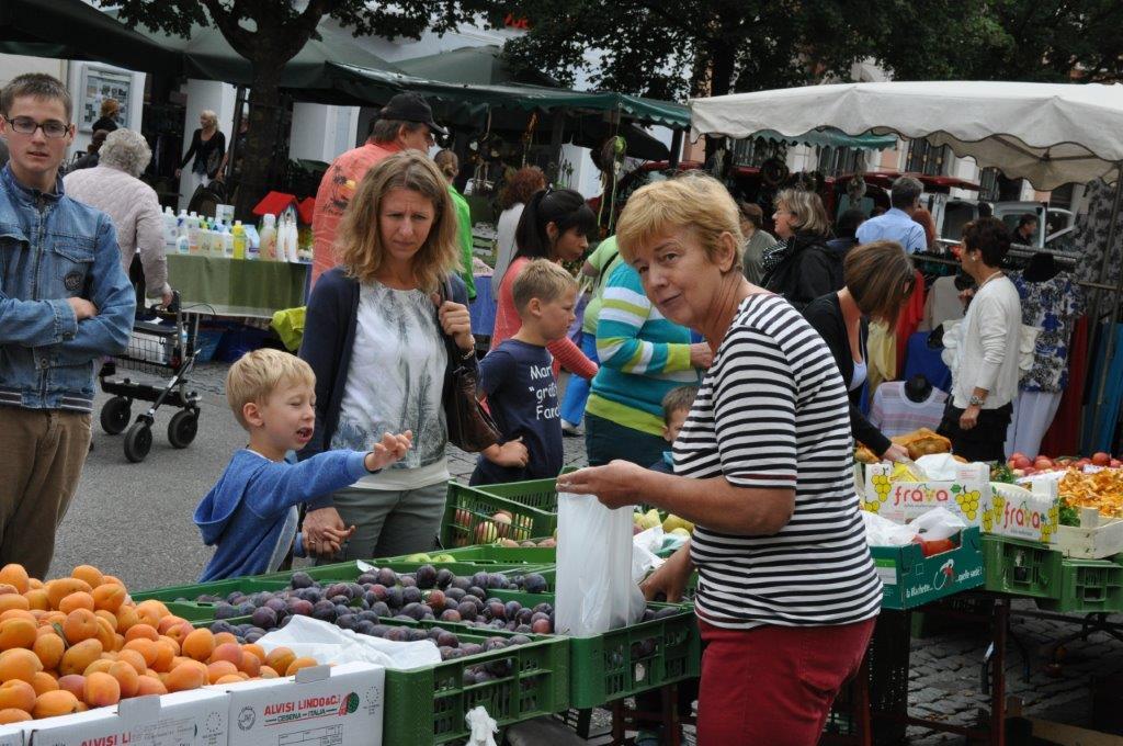 Steinhoegl Katrin: Am Markt