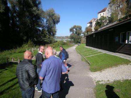 Braunau21 Stadtspaziergang Enknachmündung
