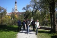 Braunau21 Stadtspaziergang Naherholung