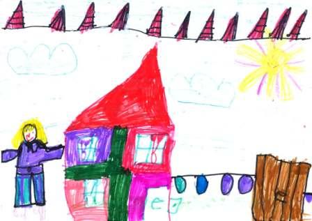 Josefina, 8 Jahre