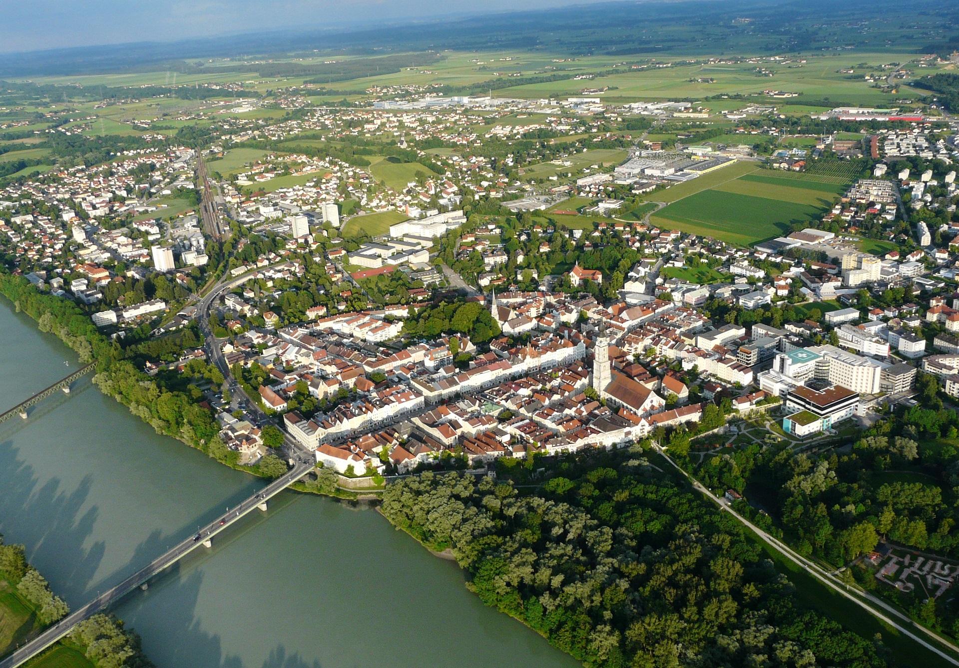 """""""Geh'ma Braunau"""" – Altstadt-Inn-Au"""